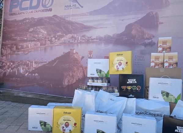 PádelFit y Delicias Agrucapers